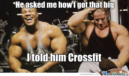 Top 5 reasons Bodybuilders should NEVER do CrossFit