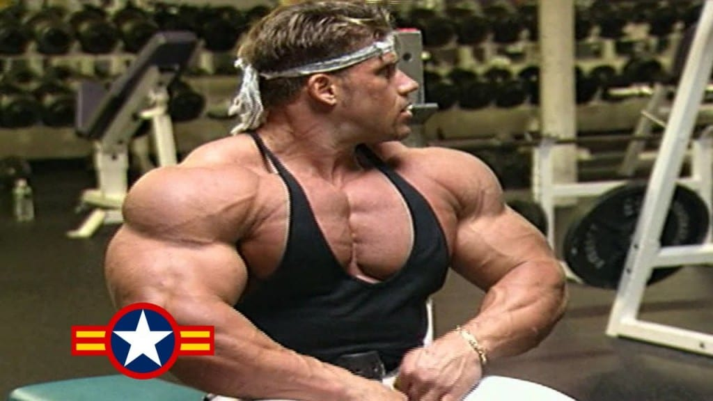 jay cutler massive triceps workout