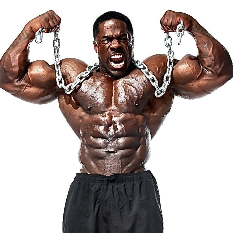 kali muscle height