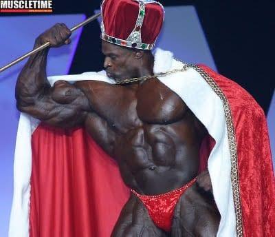 Ronnie coleman bodybuilder