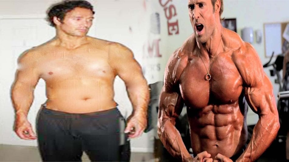 Mike O' Hearn Epic Body Transformation