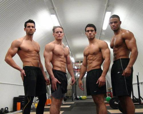 Most Muscular Crossfitters In The World
