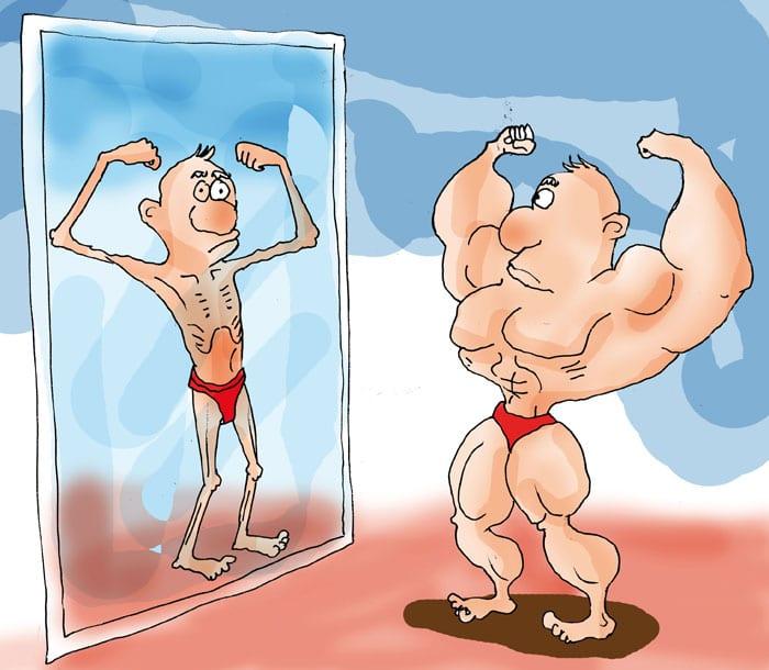 bodybuilding struggles