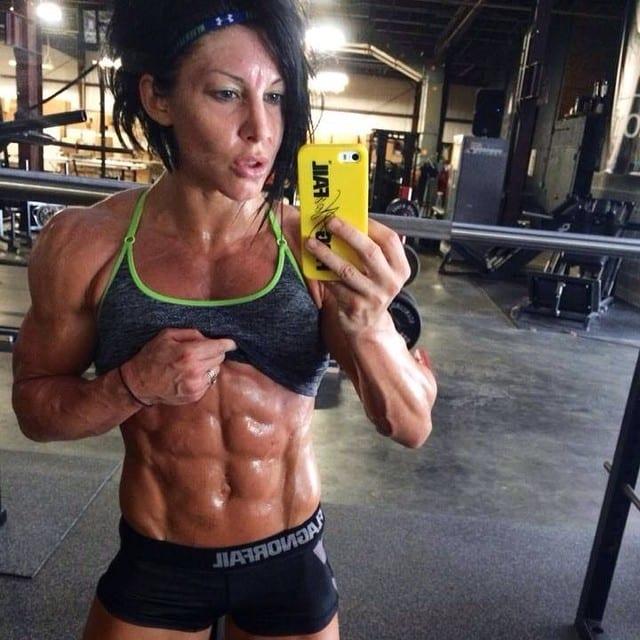 Female Bodybuilder Dana Linn Bailey Got A Response To All