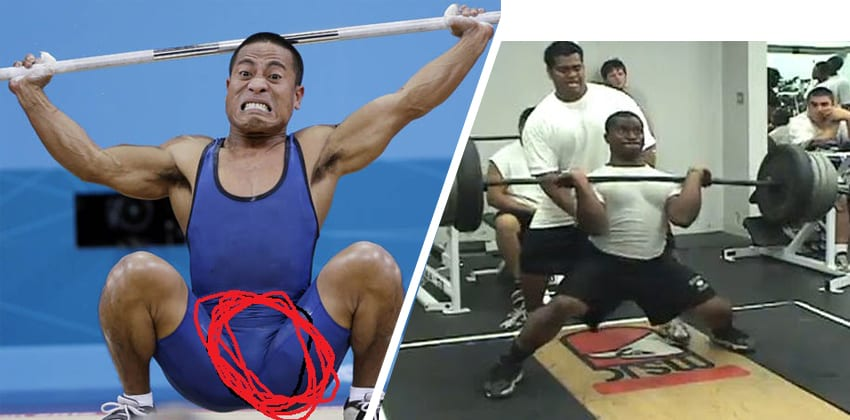EGO LIFTING Heavy Weight vs High Reps