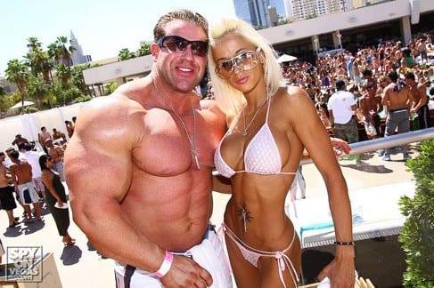 jay cutler with girl