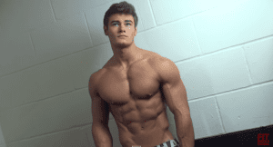 Jeff Seid Looking Insanely Aesthetic When He Was Only 18 Years Old