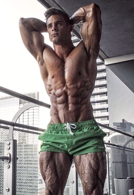Logan Franklin Bodybuilder