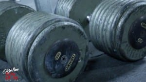 Most Reps Ever With 200LB Dumbbells