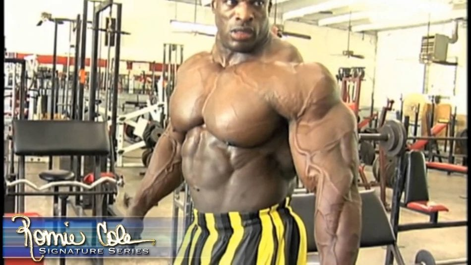 Ronnie Coleman Most Insane Physique Ever