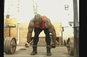 Ronnie Coleman Made A 800lbs Deadlift Look Easy