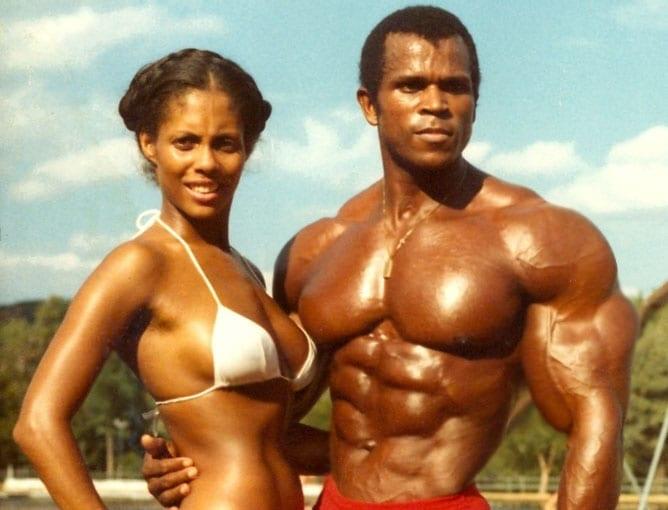 Serge Nubret Forever Workout 1 2