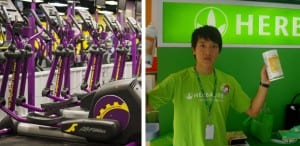 The 5 Richest Fitness Chains