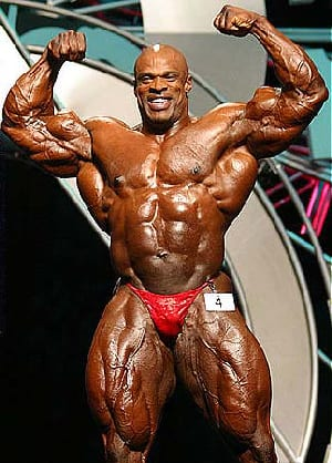 Ronnie coleman after competing days5