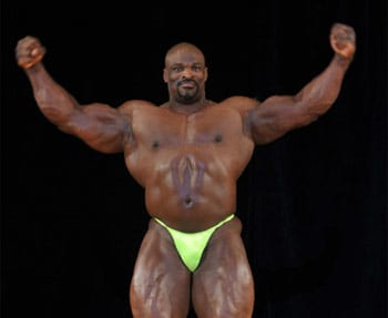 Ronnie coleman after competing days6