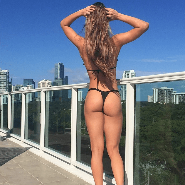 Anllela Sagra Is The Hottest Girl That Squats On Instagram