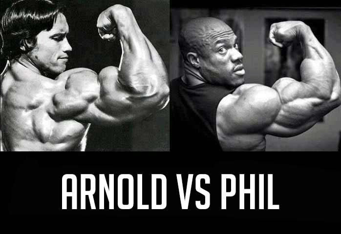arnold vs phil2