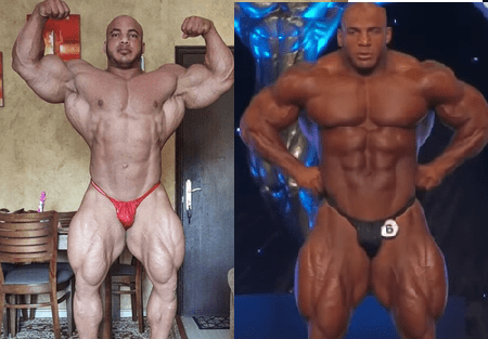 Big Ramy At 333 Pounds 12 Weeks Out From The Olympia