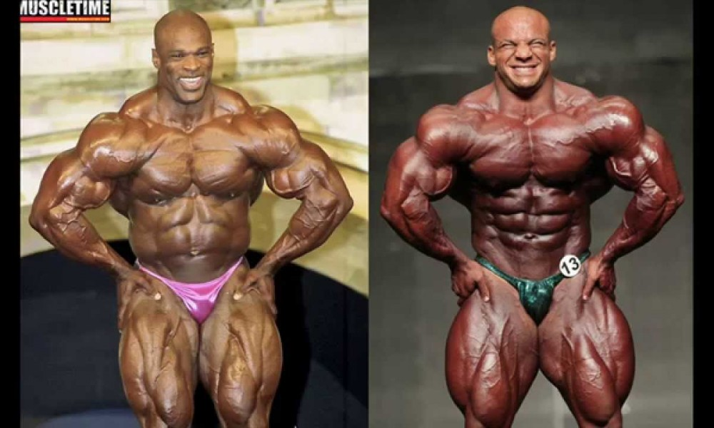 big ramy vs ronnie coleman who is better