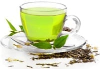 best fat burners for abs - cup-of-green-tea-with-leaves