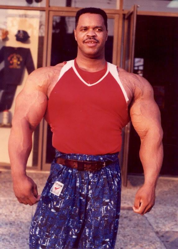 Top 5 Freakiest Bodybuilders Of All Times