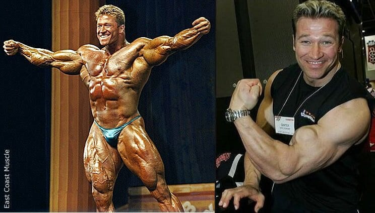 Before and After Steroids DeTransformations, Bodybuilders