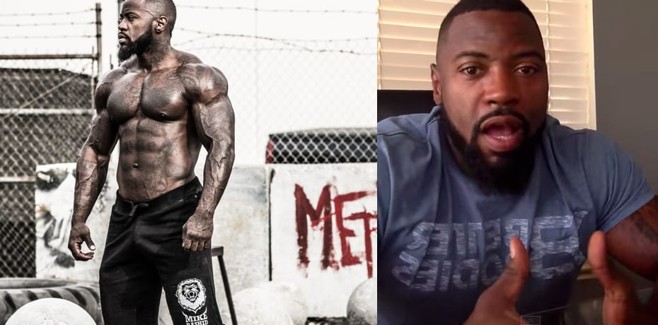 mike rashid talks about the natural vs steroids debate