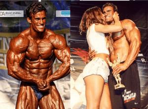 Calum von Moger Follows Arnold's Footsteps and Wins Mr. Universe 2015, Bringing Aesthetics Back?
