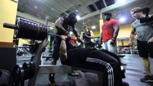 Overtraining Chest: Insane Bench Press Workout 360 Reps