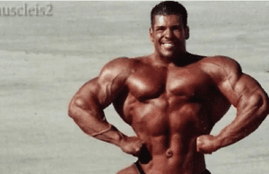 Rich Piana Just Posted A Picture Of Himself 18 Years Old Looking Massive As Fu*k