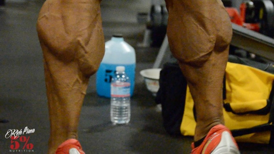 Worlds Biggest Calves - Ripped And Shredded