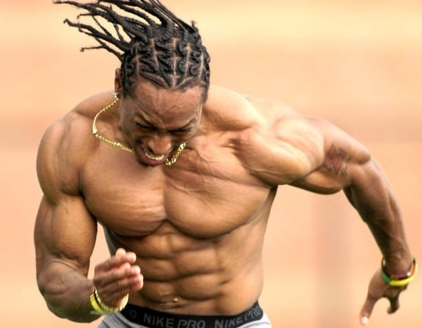 get ripped faster and reveal shredded abs
