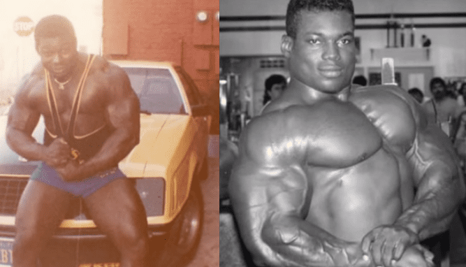 Before after picture of famous bodybuilders 20