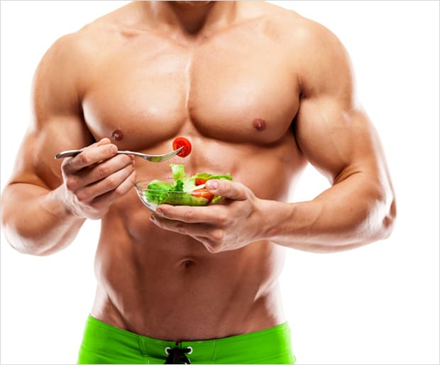 foods that build muscle mass fast