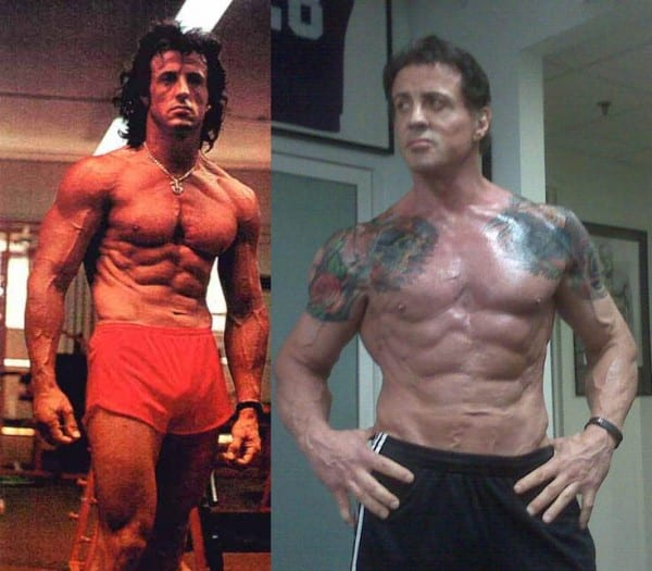 7 Famous Celebrities Who Most Likely Took Steroids In Their Life