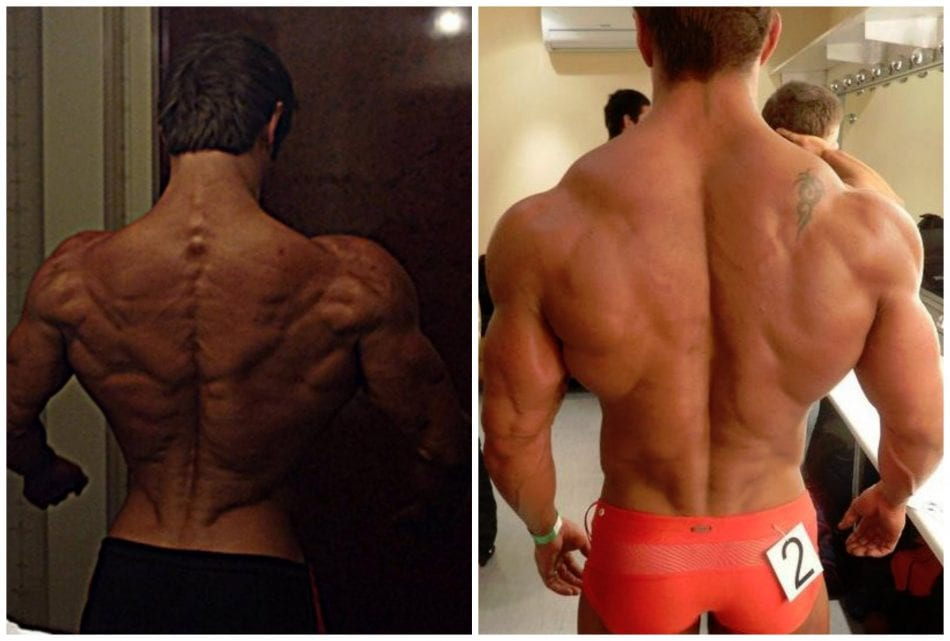 The Most Simple Way To Build A Huge Back