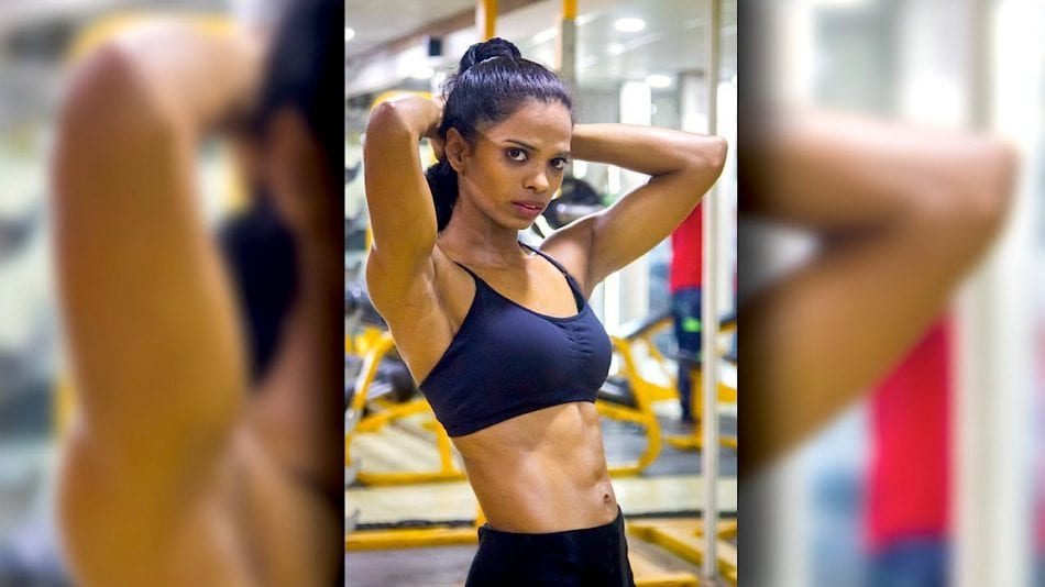 Indian Female Transformed Her Body Into A Bodybuilding