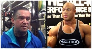 """Lee Priest and Phil Heath's Comments on Arnold's Legs – """"Nobody knows who Phil Heath Is"""""""