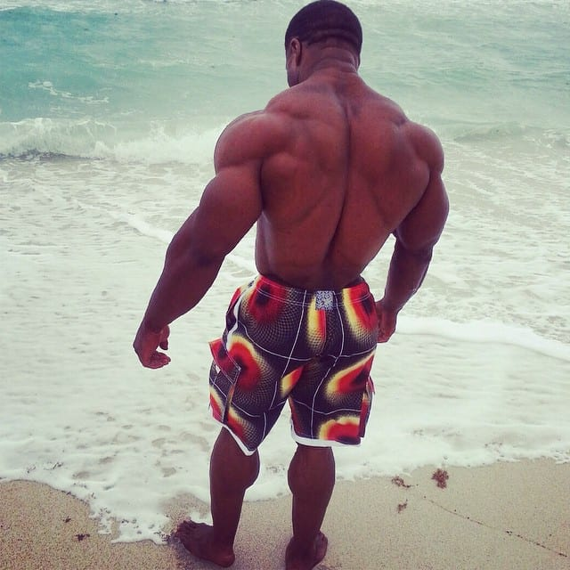 Bodybuilder Michael Lockett Is Bringing Aesthetics Back To