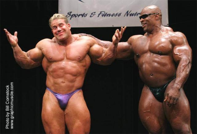 off season bodybuilders