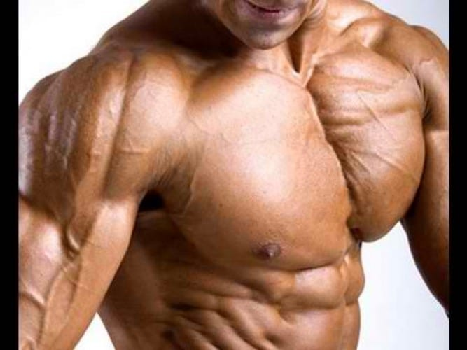 How to Get Rid of Stubborn Chest Fat