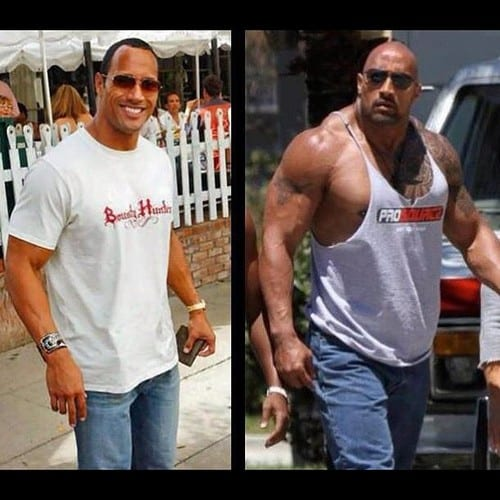 Famous Celebrities Who Most Likely Took Steroids In Their Life