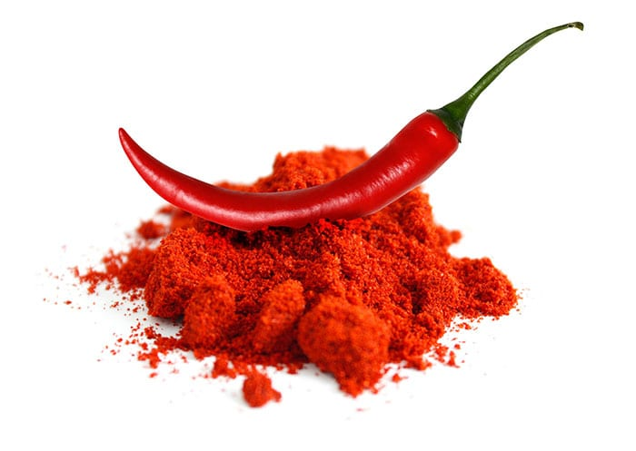 gargling cayenne pepper can cure a sore throat