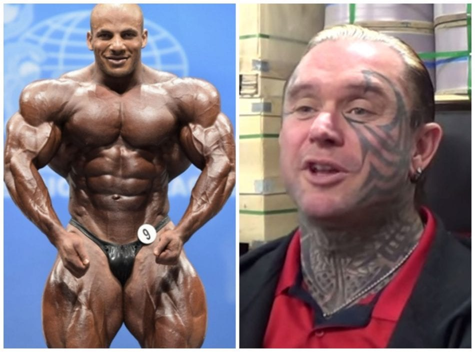 Lee Priest Gives His Thoughts on Big Ramy