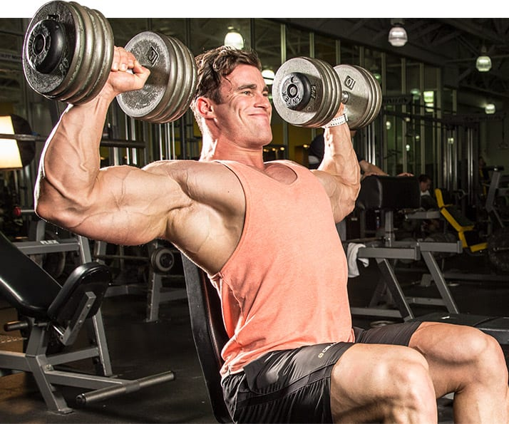 sculpt your shoulders like this