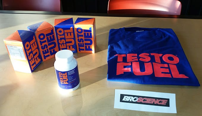 testofuel review and results
