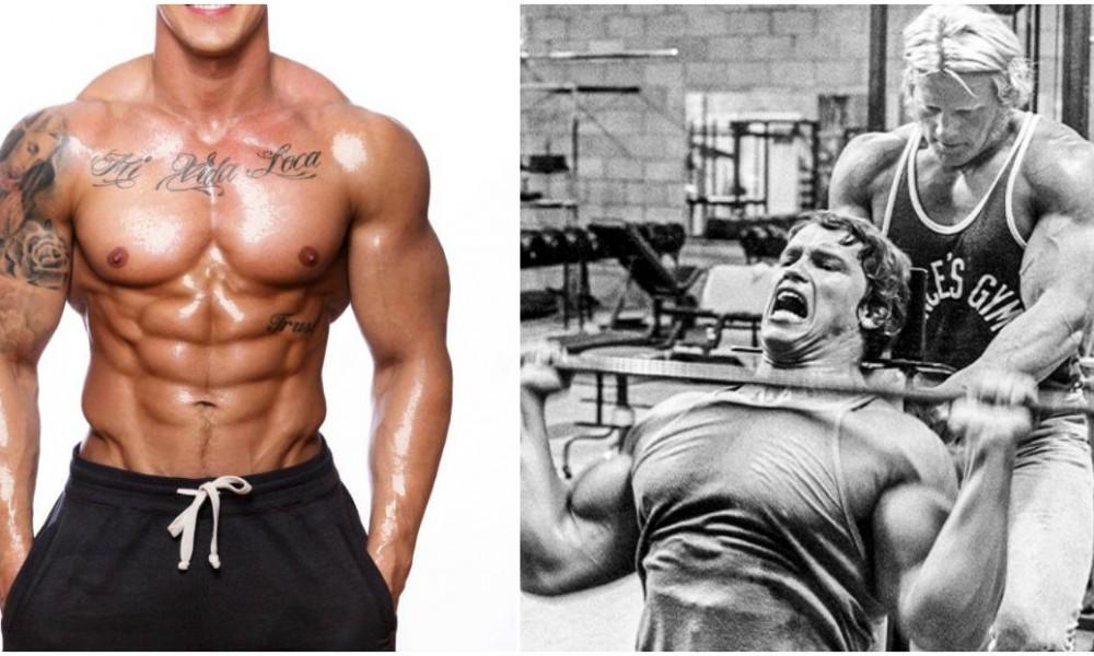 Hardcore Upper Body Workout 95