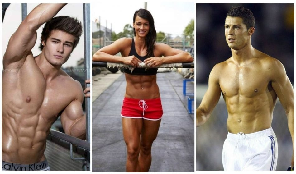 Jeff Seid Vs Cristiano Ronaldo - Who Do Girls Think Is hotter?