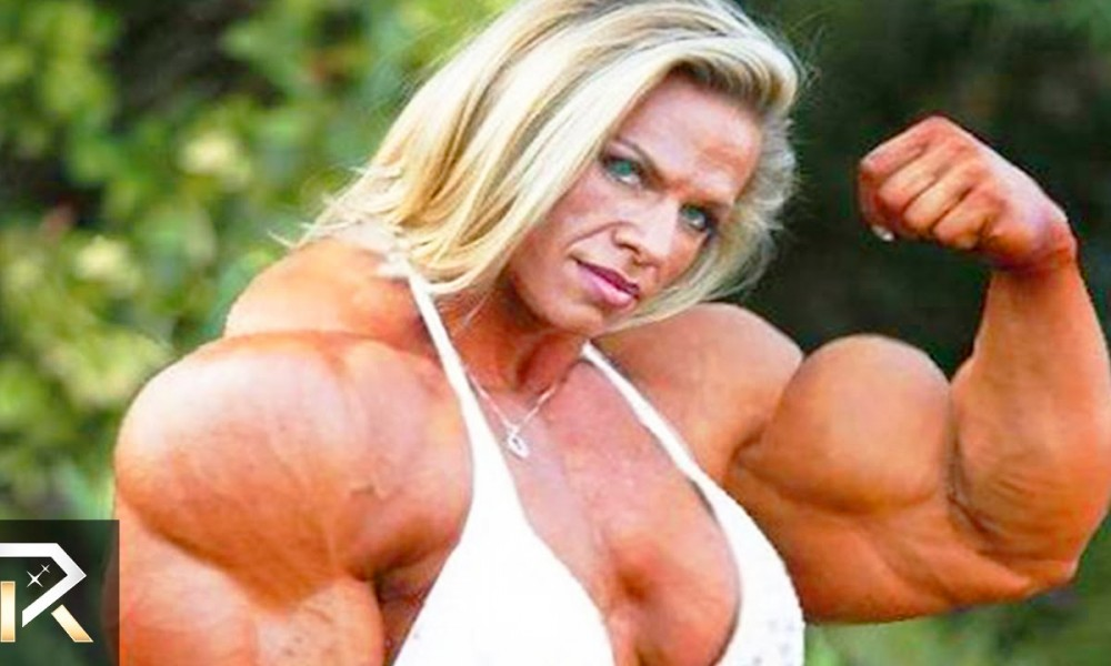 Think, naked bodybuilding women on steroids something