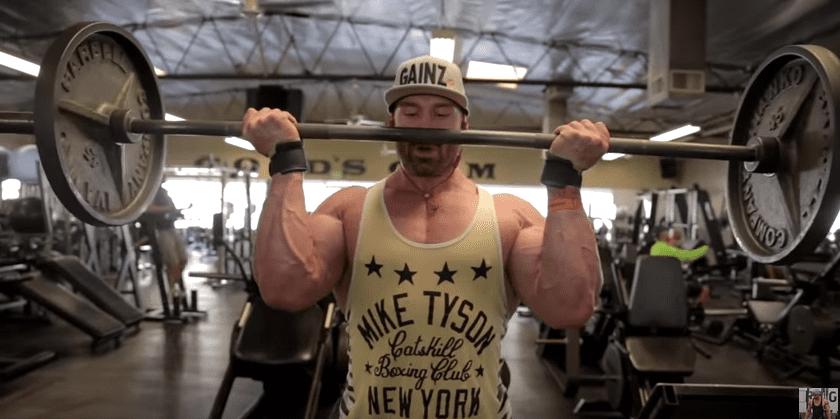 Come usare i trucchi per ottenere grandi braccia-8172